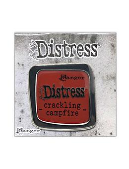 Tim Holtz Distress® Crackling Campfire Enamel Pin Pin Distress