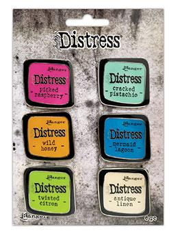 Tim Holtz® Distress Ink Pad Pin Set #1 Pin Distress
