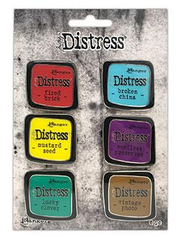 Tim Holtz® Distress Ink Pad Pin Set #2 Pin Distress