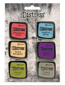 Tim Holtz® Distress Ink Pad Pin Set #3 Pin Distress