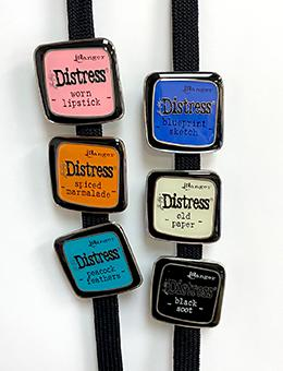 Tim Holtz® Distress Ink Pad Pin Set #4 Pin Distress