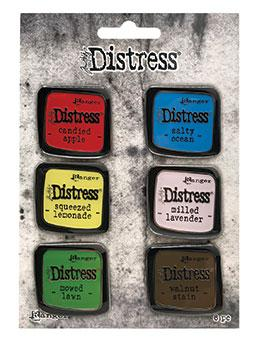 Tim Holtz® Distress Ink Pad Pin Set #5 Pin Distress