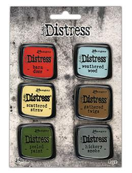 Tim Holtz® Distress Ink Pad Pin Set #7 Pin Distress