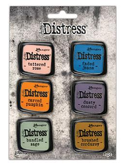 Tim Holtz® Distress Ink Pad Pin Set #8 Pin Distress