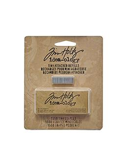 Tim Holtz® Idea-ology Tools - Tiny Attacher Refills Tools & Accessories Tim Holtz Other