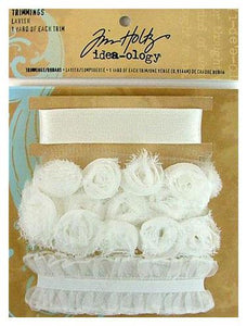 Tim Holtz® Idea-ology Trimmings - Lavish Idea-ology Tim Holtz Other