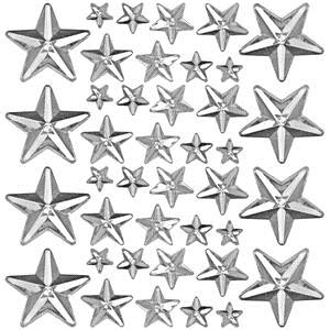 Tim Holtz® Idea-ology Findings - Mirrored Stars Findings Tim Holtz Other