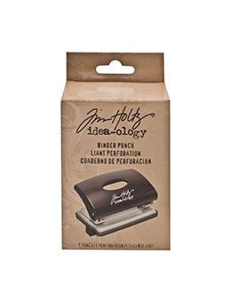 Tim Holtz® Idea-ology Tools - Binder Punch Tools & Accessories Tim Holtz Other