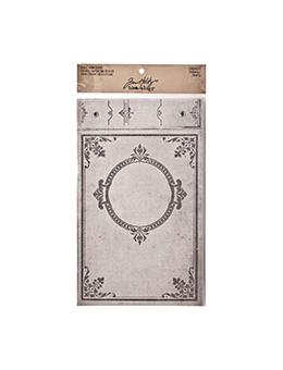 Tim Holtz® Idea-ology Paperie - Worn Cover - Chronicle - Large