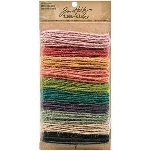 Tim Holtz® Idea-ology Trimmings - Jute String Idea-ology Tim Holtz Other