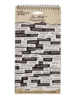 Tim Holtz® Idea-ology Paperie - Big Chat Idea-ology Tim Holtz Other
