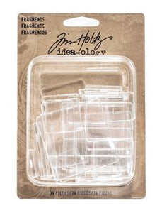 Tim Holtz® Idea-ology Findings - Fragments Findings Tim Holtz Other