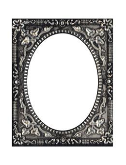 Tim Holtz® Idea-ology Findings - Foundry Frames, 2pk Findings Tim Holtz Other