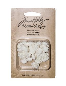 Tim Holtz® Idea-ology Findings - Heirloom Roses Findings Tim Holtz Other