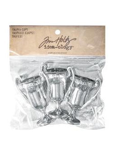 Tim Holtz® Idea-ology Findings - Trophy Cups