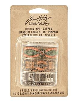 Tim Holtz® Idea-ology Paperie - Design Tape - Dapper