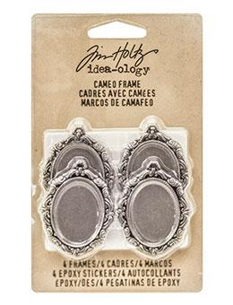 Tim Holtz® Idea-ology Findings - Cameo Frames Findings Tim Holtz Other