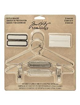 Tim Holtz® Idea-ology Findings - Display Hangers Findings Tim Holtz Other