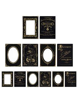 Tim Holtz® Idea-ology Findings - Mini Cabinet Cards Sophisticate