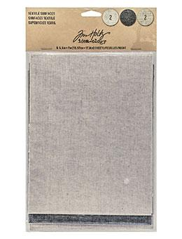 Tim Holtz® Idea-ology Paperie - Textile Surfaces Idea-ology Tim Holtz Other