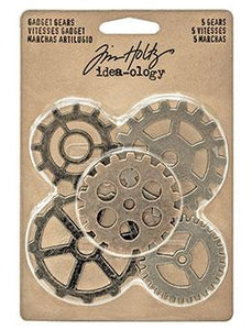 Tim Holtz® Idea-ology Findings - Gadget Gears