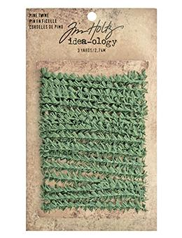 Tim Holtz® Idea-ology Trimmings - Pine Twine 2016 Idea-ology Tim Holtz Other