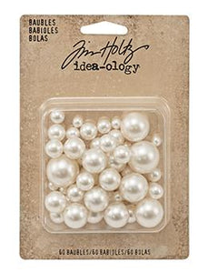 Tim Holtz® Idea-ology Findings - Baubles Findings Tim Holtz Other