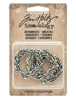 Tim Holtz® Idea-ology Findings - Adornments - Wreaths Findings Tim Holtz Other