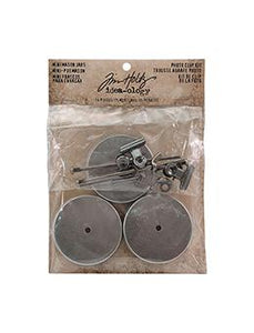 Tim Holtz® Idea-ology Tools - Photo Clip Kit Tools & Accessories Tim Holtz Other