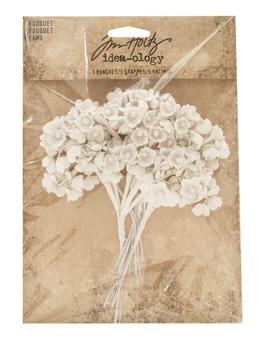 Tim Holtz® Idea-ology Findings - Bouquet Findings Tim Holtz Other
