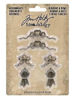 Tim Holtz® Idea-ology RIBBONS & BOWS
