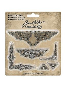 Tim Holtz® Idea-ology VIGNETTE ACCENTS