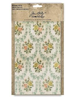 Tim Holtz® Idea-ology WORN WALLPAPER