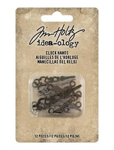 Tim Holtz® Idea-ology CLOCK HANDS Findings Tim Holtz Other