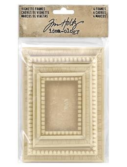 Tim Holtz® Idea-ology VIGNETTE FRAMES Idea-ology Tim Holtz Other