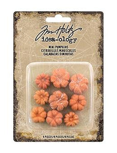 Tim Holtz® Idea-ology Mini Pumpkins