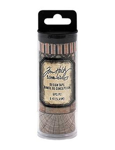 Tim Holtz® Idea-ology Design Tape Halloween Adhesives & Mediums Tim Holtz Other