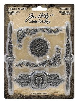 Tim Holtz® Idea-ology Vingette Accents Halloween