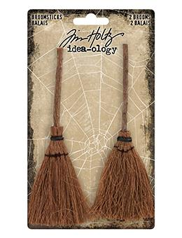 Tim Holtz® Idea-ology Broomsticks Findings Findings Tim Holtz Other