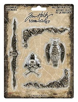 Tim Holtz® Adornments Halloween Accents