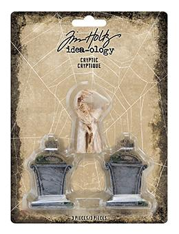 Tim Holtz® Idea-ology Cryptic Findings Tim Holtz Other