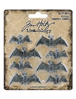 Tim Holtz® Idea-ology Bity Bats Findings Tim Holtz Other