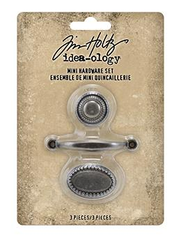 Tim Holtz Idea-ology Label Mini Hardware Set Idea-ology Tim Holtz Other