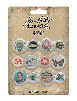 Tim Holtz Idea-ology Mini Flair Idea-ology Tim Holtz Other