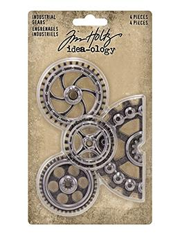 Tim Holtz Idea-ology Industrial Gears Idea-ology Tim Holtz Other