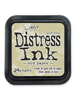 Tim Holtz Distress® Ink Pad Old Paper