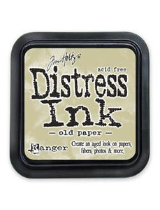 Tim Holtz Distress® Ink Pad Old Paper Ink Pad Tim Holtz