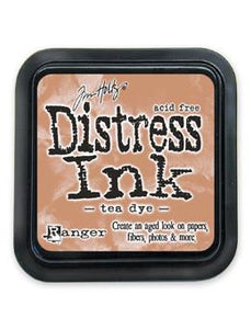 Tim Holtz Distress® Ink Pad Tea Dye Ink Pad Tim Holtz