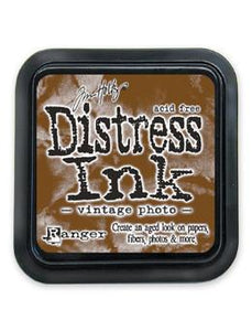 Tim Holtz Distress® Ink Pad Vintage Photo Ink Pad Tim Holtz
