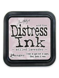 Tim Holtz Distress® Ink Pad Milled Lavender